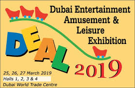 ​Dubai Entertainment Amusement and Leisure Exhibition