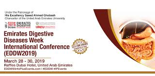 ​Emirates Digestive Diseases Week 2019