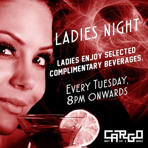 Cargo Ladies Night