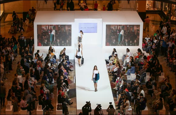 Mall of the Emirates MOE Fashion Live