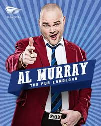Al Murray at Dubai Opera