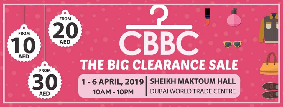 CBBC Clearance Sale 2019