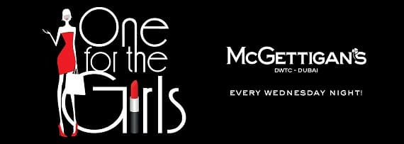 McGettigan's DWTC: One For The Girls Ladies Night