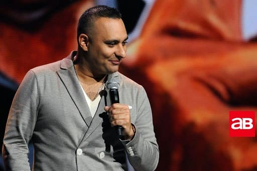 Comedy star Russell Peters to launch Dubai Arena