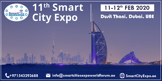 11th International Smart City Expo 2020