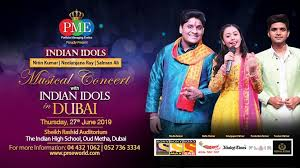 Indian Musical Concert with Indian Idols