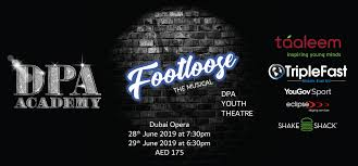 Footloose The Musical at Dubai Opera