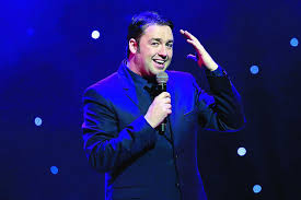 Jason Manford at The Laughter Factory