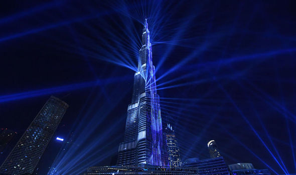 Burj Khalifa Will Light Up on Canadian National day