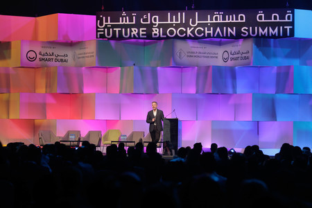 Future Blockchain Summit in Dubai