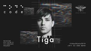 Tiga at Soho Garden