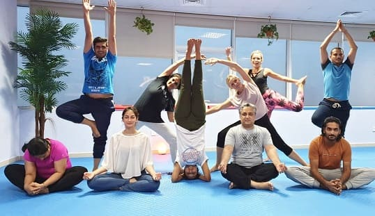 Free Yoga Event in Dubai