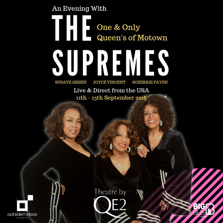 An Evening with The Supremes Theatre Show