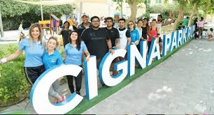Cigna Park Run in September