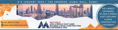 AME Bitumen and Road Construction Conference 2020