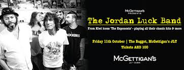 The Jordan Luck Band at McGettigan's
