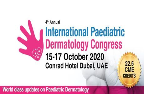The 4th Annual International Paediatric Dermatology