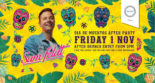 Zero Gravity Day of the Dead After Party with Sam Feldt