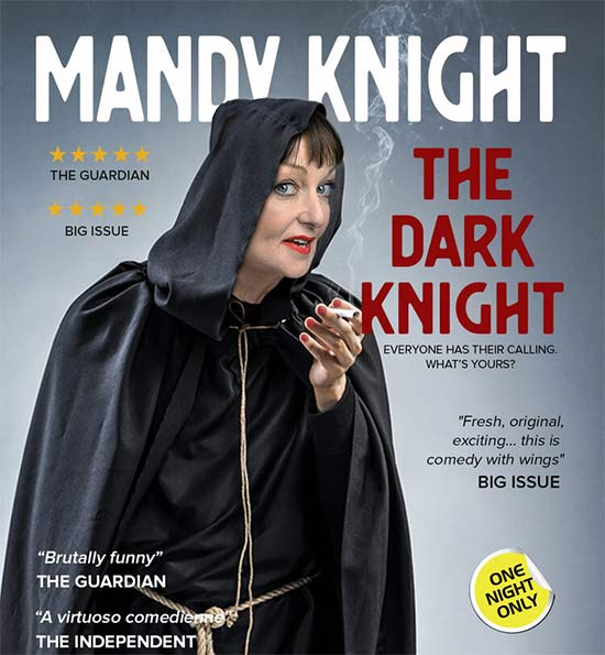 The Dark Knight by Mandy Knight