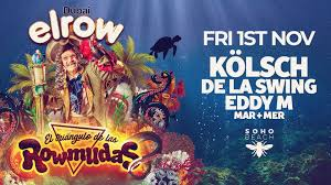 Elrow at Soho Beach DXB