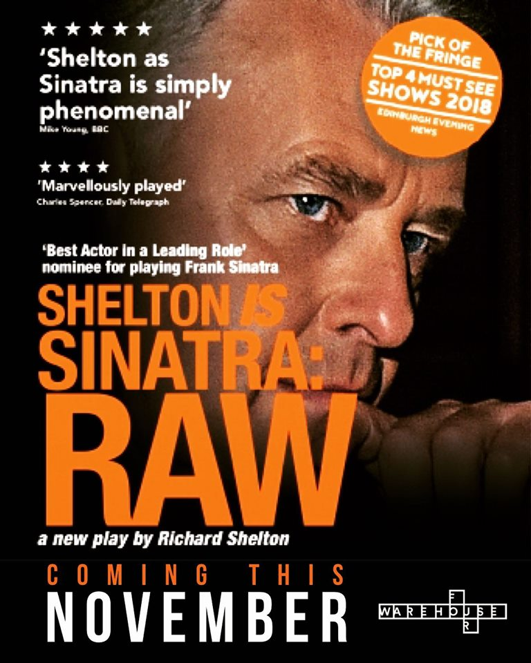 Sinatra: Raw at Warehouse Four