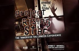 Project Rising Star- Below the Decks Haunted Tour