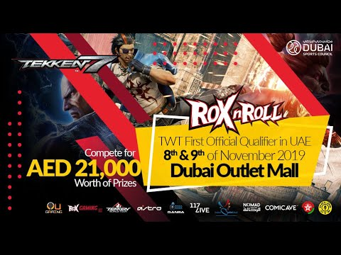 RoxnRoll: Tekken World Tour