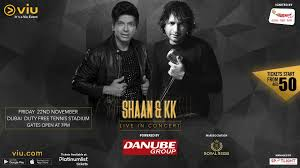 Indian singers Shaan and KK to rock Dubai