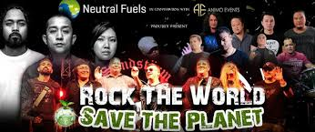 Rock The World- Save The Planet