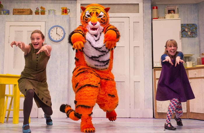 The Tiger Who Came To Tea at Dubai opera