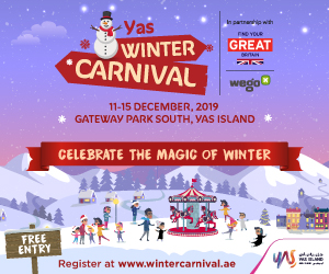 Yas Winter Carnival