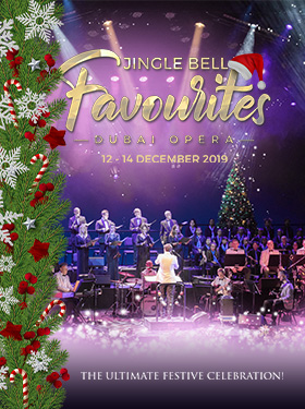Jingle Bell Favourites at Dubai Opera
