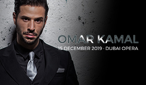 Omar Kamal at Dubai Opera