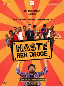 Haste Reh Jaoge at The Junction
