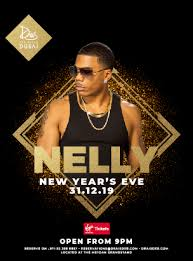 New Year's Eve With Nelly
