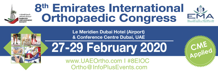 8th Emirates International Orthopaedic Congress
