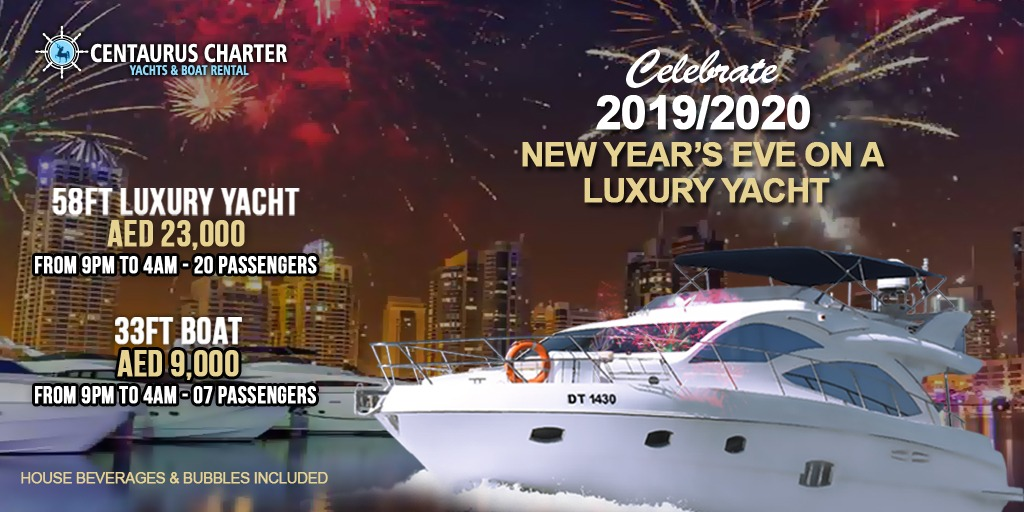 New Year's Eve - Party in Dubai