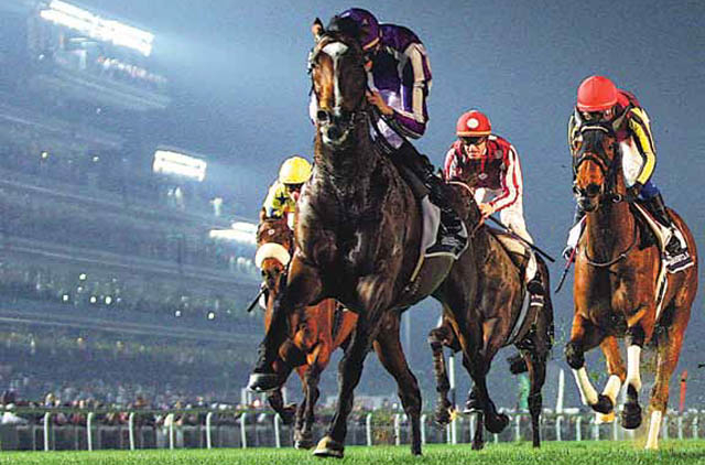 Dubai World Cup Carnival: 16 January