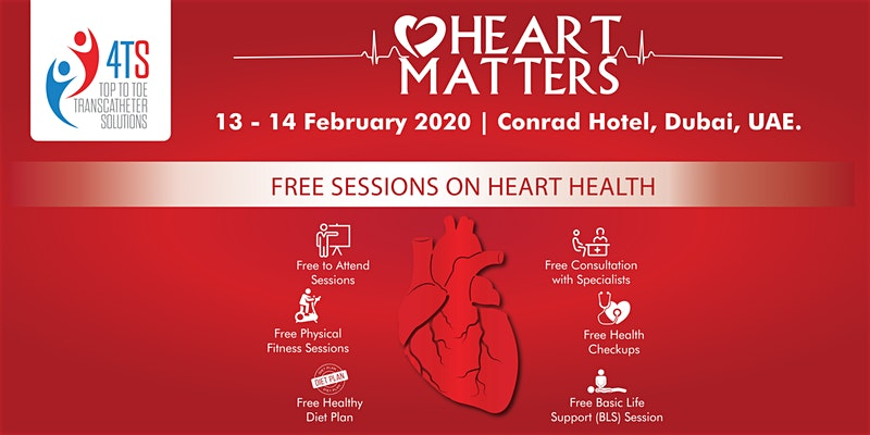 Heart Matters - Free Seminar on Heart Health