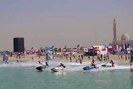 UAE Aquabike Series: Heat 1