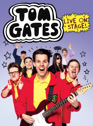 Tom Gates comes to Dubai Theater