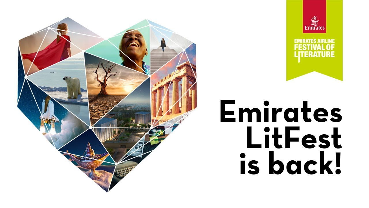 Emirates Airline Festival of Literature 2020