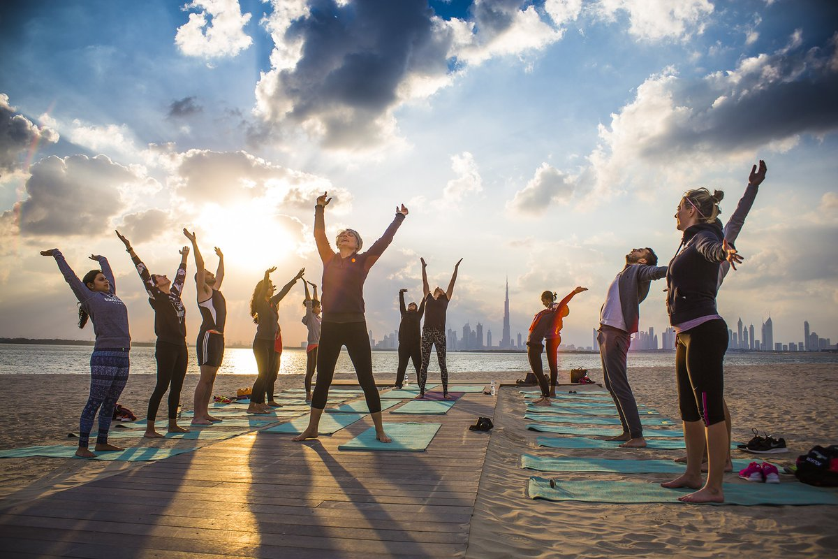 Huge yoga festival XYoga returns to Dubai