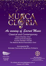 Musica Gloria: An Evening of Sacred Music