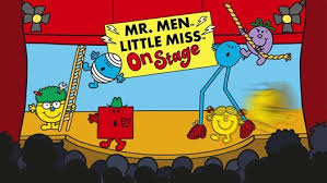 Mr Men and Little Miss on Stage