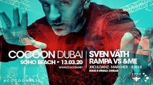 Cocoon Dubai: Sven Vath at Soho Beach