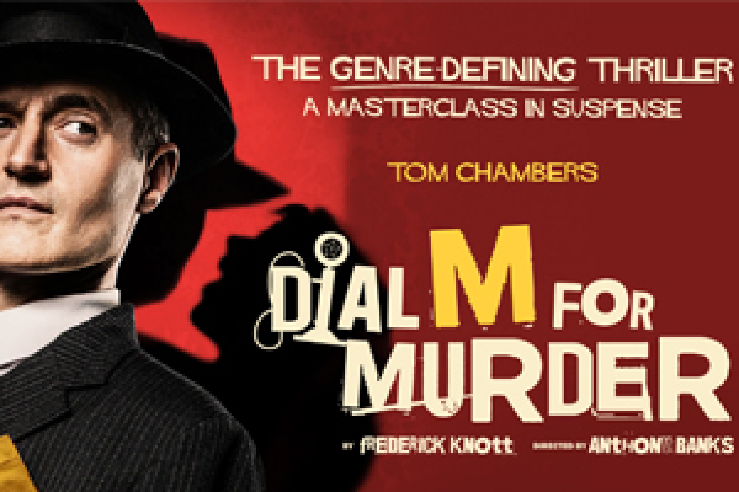 Dial M For Murder at Dubai Opera