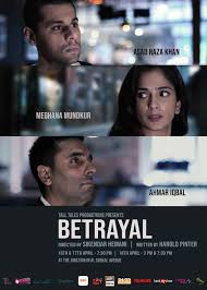'Betrayal' at the Junction