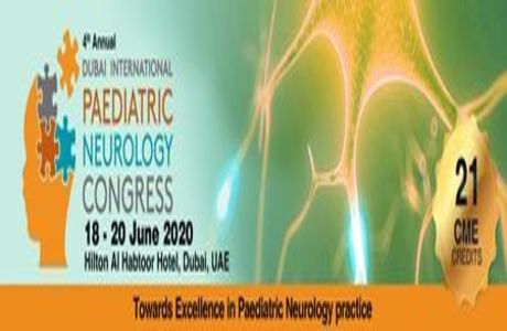 The 4th Annual Dubai International Paediatric Neurology