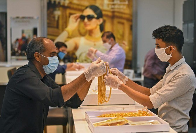 Dubai's gold market reopens after Coronavirus Lockdown
